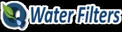 Φίλτρα Νερού Q Water Filters Λογότυπο