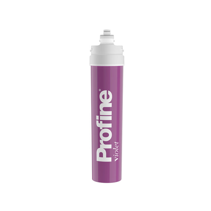 Profine Violet Medium Επαγγελματικό Φίλτρο Αποσκλήρυνσης