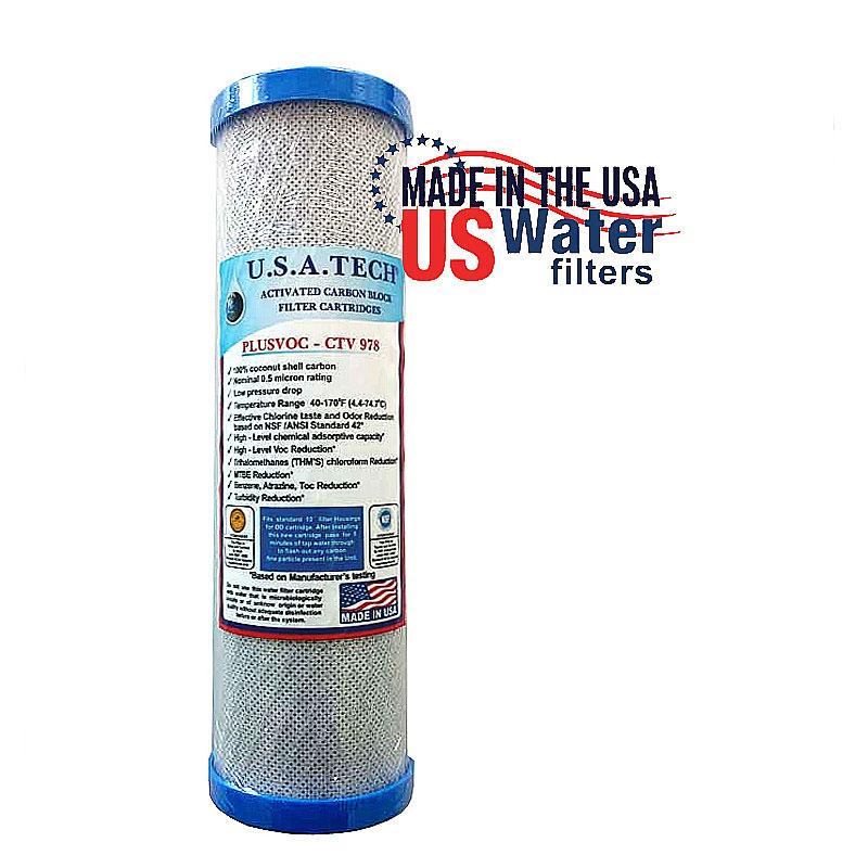 Φίλτρο Ενεργού Άνθρακα USATech Plus-VOC