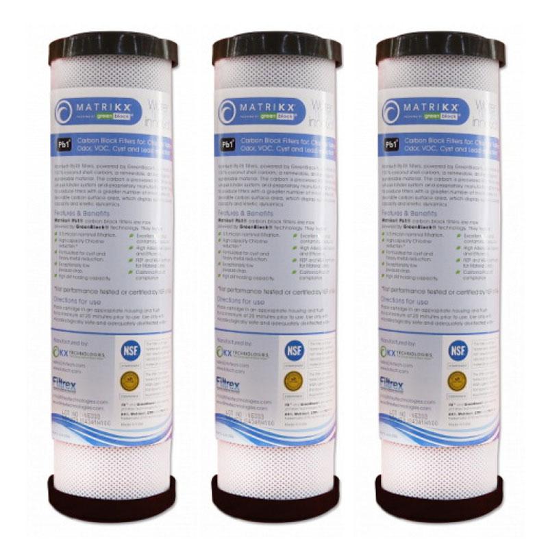 Ανταλλακτικό Φίλτρο Ενεργού Άνθρακα Matrikx PB1 - 3