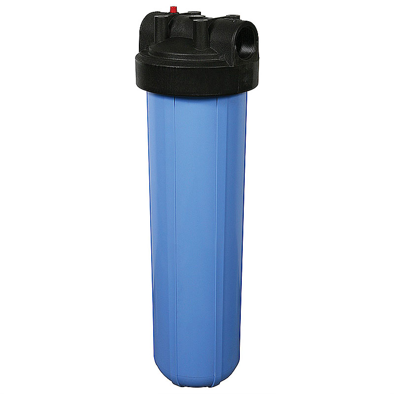 """φίλτρο κεντρικής παροχής 20"""" big blue fit aqua"""