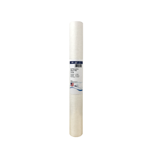 """Ανταλλακτικό Φίλτρο Πολυπροπυλενίου 20"""" 5 micron"""