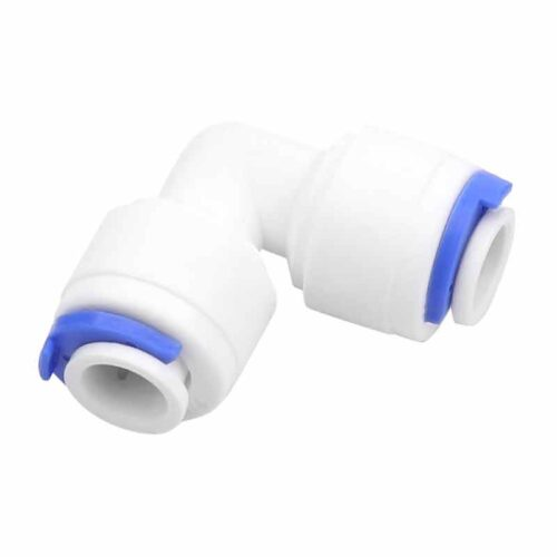 Κούμπωμα ασφαλείας γωνιακό in-line σε in-line για φίλτρα νερού